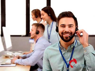 Prestação de serviço de telemarketing