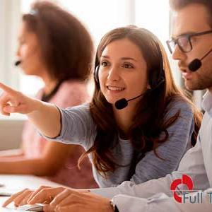 Prestador de serviço de telemarketing